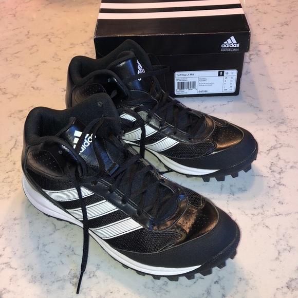 bffbbd0a010 Adidas Turf Hog LX Mid football cleats 10. M 5ba7a952bb7615dc873b1f57